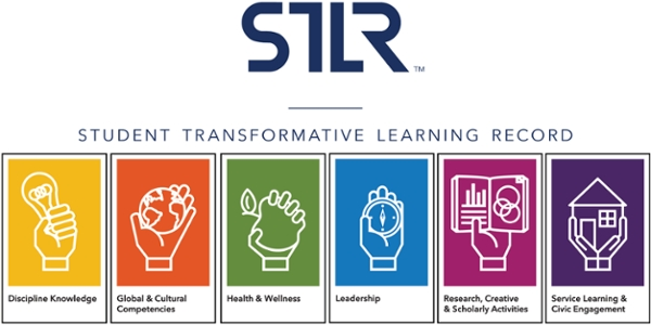 STLR tenets logo
