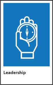 icon representing leadership