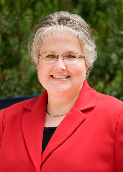 Headshot of Dr. Suzanne Clinton
