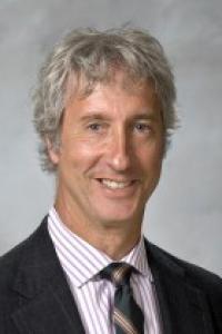 Headshot of Dr. Geoff Willis