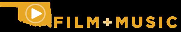 Oklahoma Film + Music logo