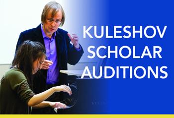 Kuleshov Scholar Auditions