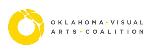 Oklahoma Visual Arts Coalition Logo