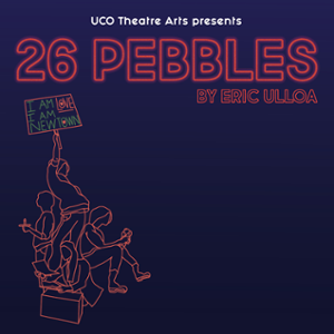 graphic of 26 pebbles