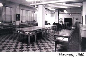 Museum in 1960
