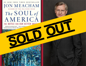 Jon Meacham to Visit UCO on Feb. 27 - SOLD OUT!