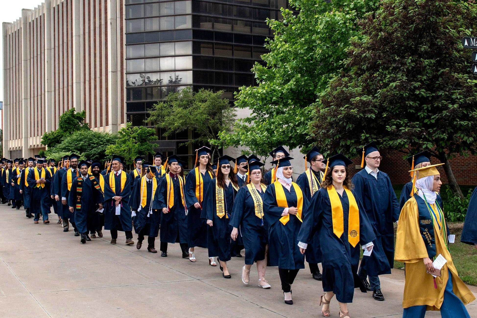 cms graduates
