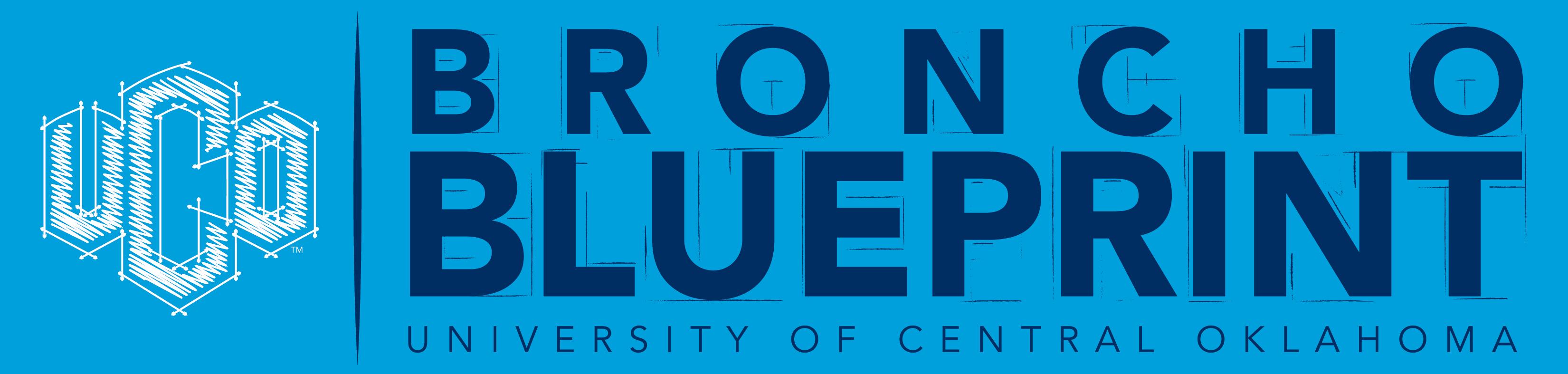 Broncho Blueprint logo