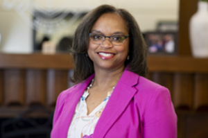 Dr. Jeanetta D. Sims, Dean of the Jackson College of Graduate Studies