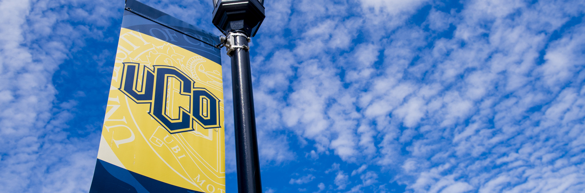 UCO Campus Flag