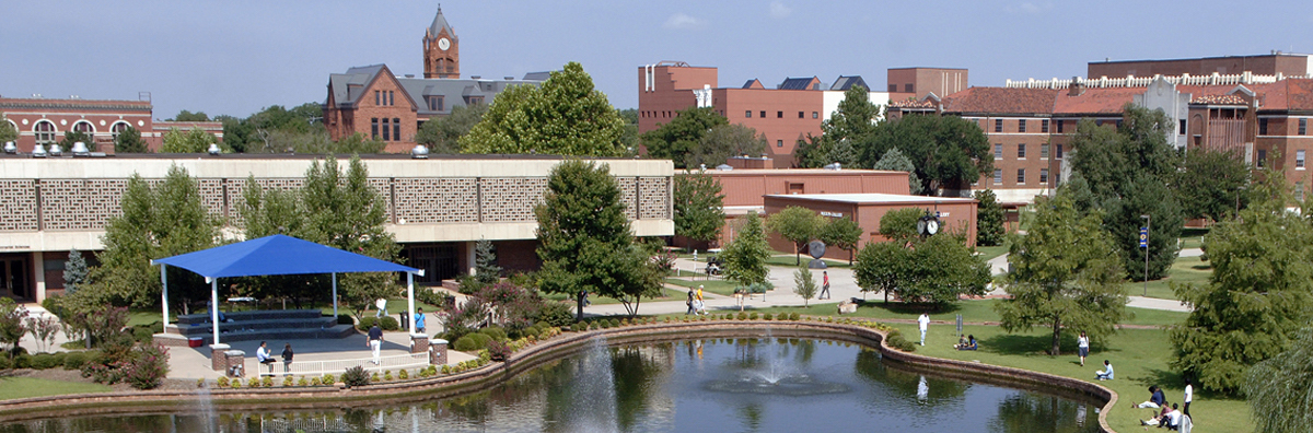 UCO Campus - Broncho Lake