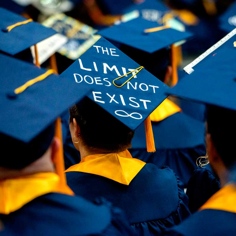 grad cap the limit does not exist