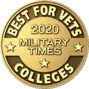 best for vets, military times 2020 logo