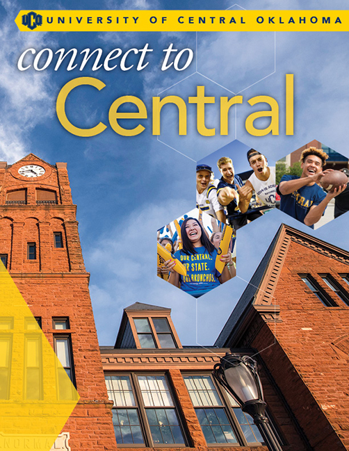 photo of the 2018 Freshman Viewbook cover