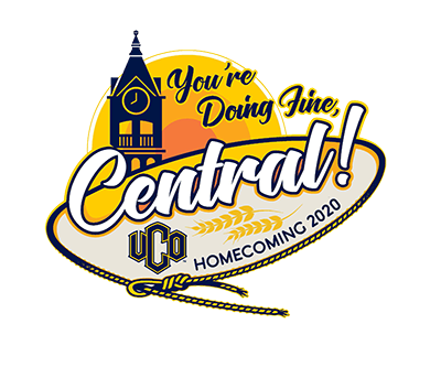 uco homecoming logo 2020