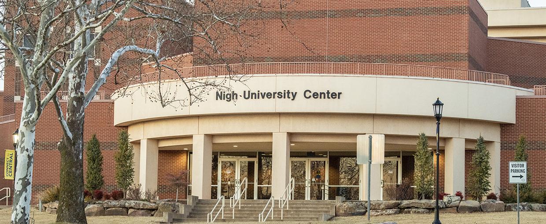 photo of Nigh University Center