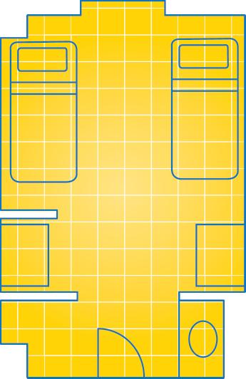Quad Standard Room Option