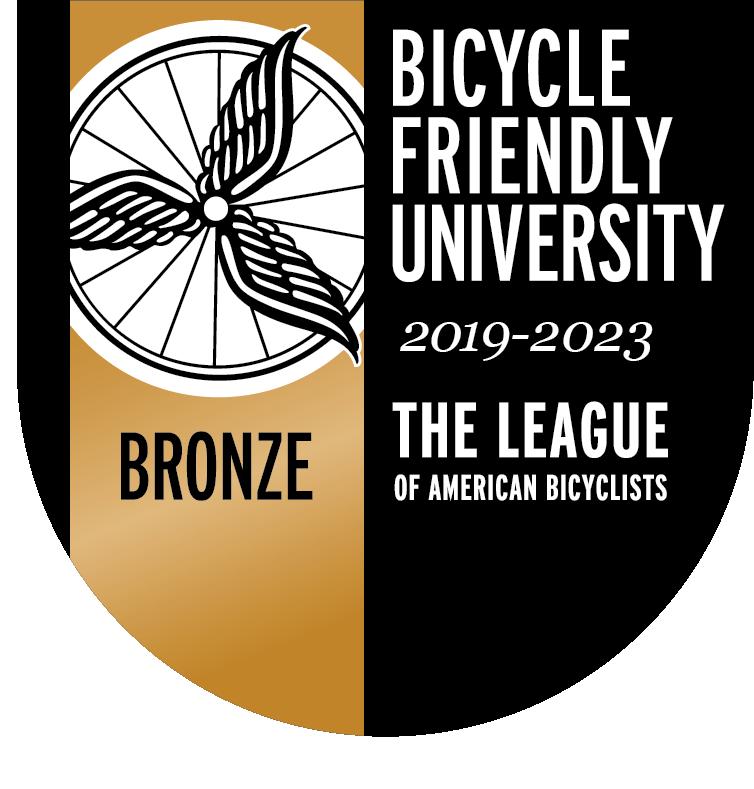 Bike Friendly University Logo