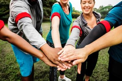 outdoor community recreation